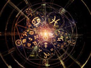 魔術と占星術の画像