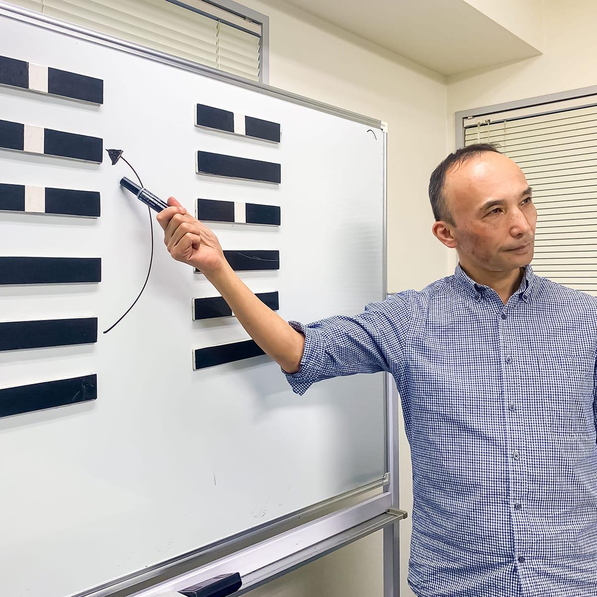 アルカノン・セミナーズ 講師画像 鎌崎拓洋