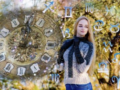 はじめての占星術・未来予測法の画像